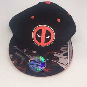Marvel Deadpool SnapBack new